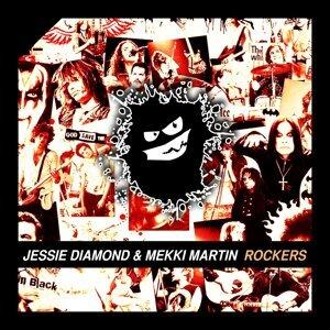 Jessie Diamond, Mekki Martin 歌手頭像