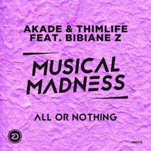 Akade and Thimlife featuring Bibiane Z 歌手頭像