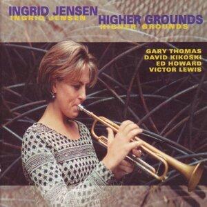 Ingrid Jensen 歌手頭像