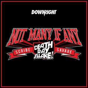 Death Ray Shake, Scribe & Savage 歌手頭像