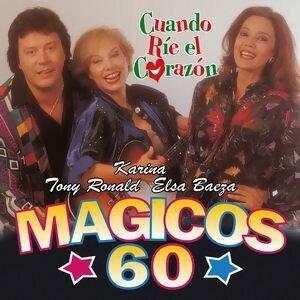 Magicos 60 - Cuando rie el corazon 歌手頭像