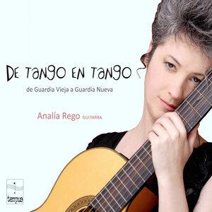 Analia Rego 歌手頭像