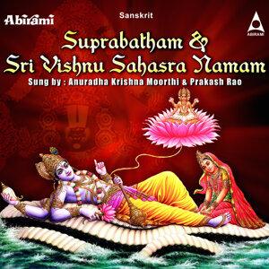 Prakash Rao, Anuradha Krishna Moorthi 歌手頭像