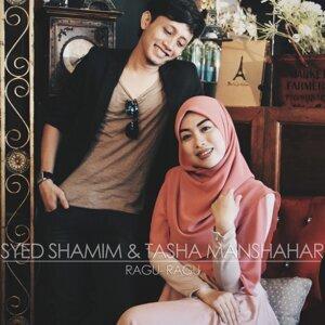 Syed Shamim and Tasha Manshahar Artist photo