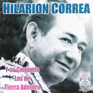 Hilarion Correa Y Su Conjunto Los De Tierra Adentro 歌手頭像