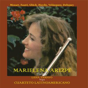 Marielena Arizpe, Lidia Tamayo, Cuarteto Latinoamericano 歌手頭像