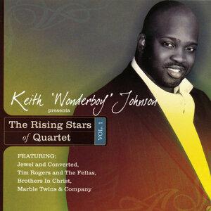 "Keith ""Wonderboy"" Johnson 歌手頭像"