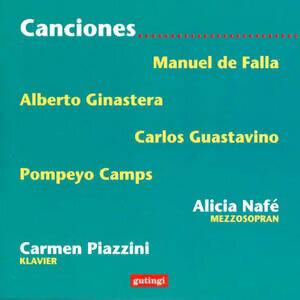 Alicia Nafé & Carmen Piazzini 歌手頭像