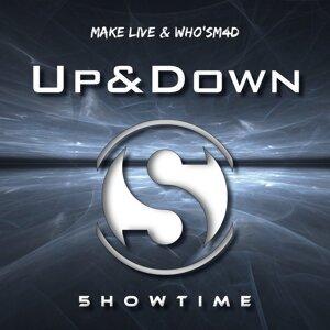 Make Live, Who'sM4D 歌手頭像