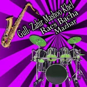Gull Zahir Mashoo Khel, Raes Bacha, Mazhar 歌手頭像