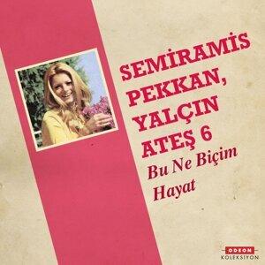Semiramis Pekkan, Yalçın Ateş 6 歌手頭像