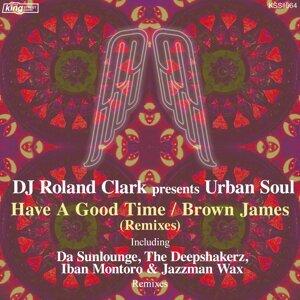 DJ Roland Clark, Urban Soul 歌手頭像