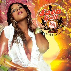 Soca Gold 2009 歌手頭像