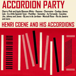 Henri Coene And His Accordions 歌手頭像