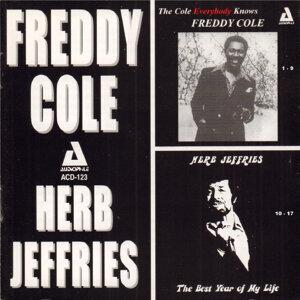 Freddy Cole, Herb Jeffries 歌手頭像