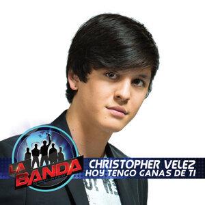 Christopher Vélez 歌手頭像