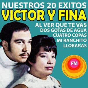 Víctor Y Fina 歌手頭像