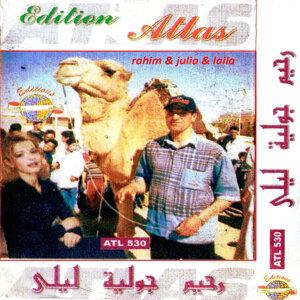 Rahim, Julia, Lalla 歌手頭像