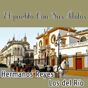Hermanos Reyes, Los del Río 歌手頭像