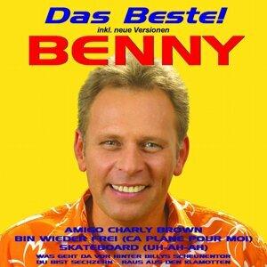 Benny 歌手頭像