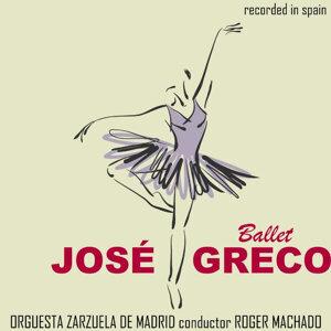 José Greco, Orquesta Zarzuela De Madrid 歌手頭像