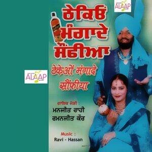 Manjeet Rahi 歌手頭像