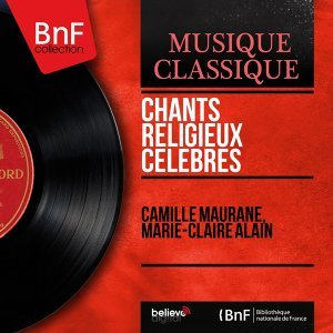 Camille Maurane, Marie-Claire Alain 歌手頭像