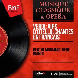 Berthe Monmart, René Bianco 歌手頭像