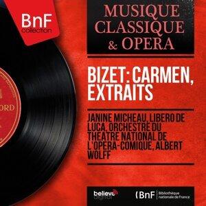 Janine Micheau, Libero De Luca, Orchestre du Théâtre national de l'Opéra-Comique, Albert Wolff 歌手頭像
