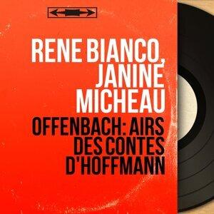 René Bianco, Janine Micheau 歌手頭像