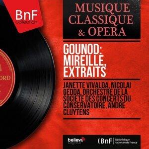 Janette Vivalda, Nicolai Gedda, Orchestre de la Société des concerts du Conservatoire, André Cluytens 歌手頭像