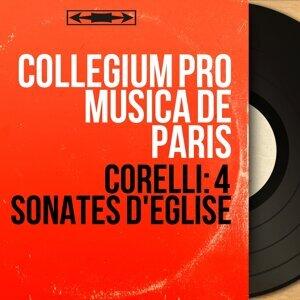 Collegium Pro Musica de Paris, Monique Frasca-Colombier, Marie-Josée Lamasse, Jean-Louis Hardy, Paul Kuentz 歌手頭像