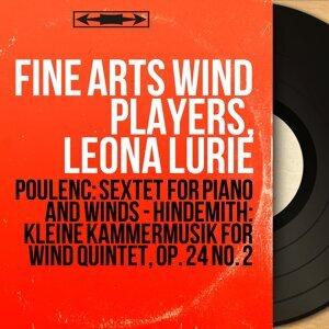 Fine Arts Wind Players, Leona Lurie, Haakon Bergh, Alexandre Duvoir, Mitchell Lurie, Sinclair Lott, Jack Marsh 歌手頭像