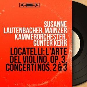 Susanne Lautenbacher, Mainzer Kammerorchester, Günter Kehr 歌手頭像