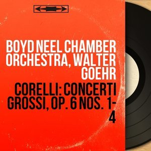 Boyd Neel Chamber Orchestra, Walter Goehr 歌手頭像