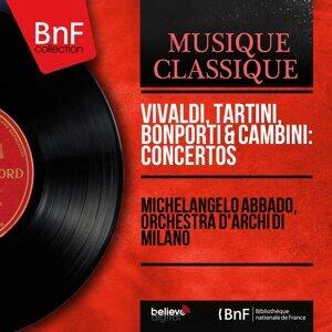 Michelangelo Abbado, Orchestra d'archi di Milano 歌手頭像