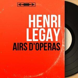 Henri Legay 歌手頭像