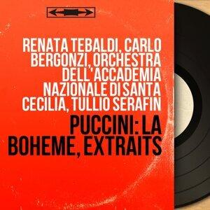 Renata Tebaldi, Carlo Bergonzi, Orchestra dell'Accademia nazionale di Santa Cecilia, Tullio Serafin 歌手頭像