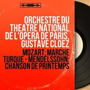 Orchestre du Théâtre national de l'Opéra de Paris, Gustave Cloëz 歌手頭像
