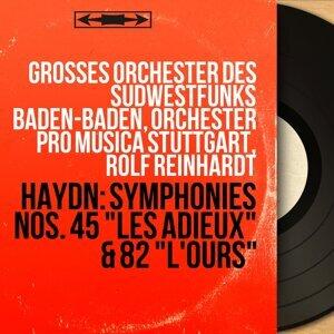 Grosses Orchester des Südwestfunks Baden-Baden, Orchester Pro Musica Stuttgart, Rolf Reinhardt 歌手頭像