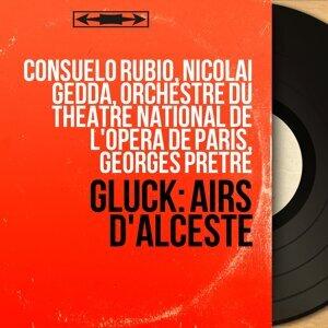 Consuelo Rubio, Nicolai Gedda, Orchestre du Théâtre national de l'Opéra de Paris, Georges Prêtre 歌手頭像