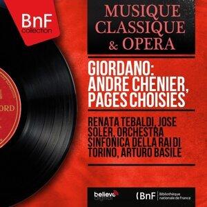 Renata Tebaldi, José Soler, Orchestra sinfonica della RAI di Torino, Arturo Basile 歌手頭像