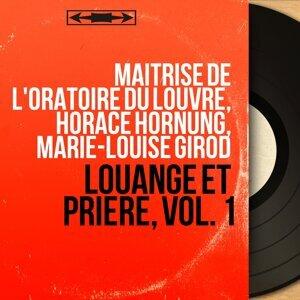 Maîtrise de l'Oratoire du Louvre, Horace Hornung, Marie-Louise Girod 歌手頭像