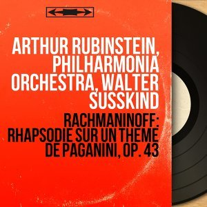 Arthur Rubinstein, Philharmonia Orchestra, Walter Susskind 歌手頭像