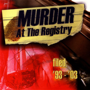 Murder At The Registry