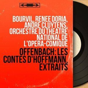Bourvil, Renée Doria, André Cluytens, Orchestre du Théâtre national de l'Opéra-Comique 歌手頭像