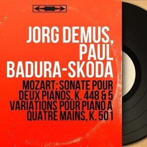 Jörg Demus, Paul Badura-Skoda 歌手頭像