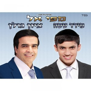 Meydad Tasa, Zion Golan 歌手頭像