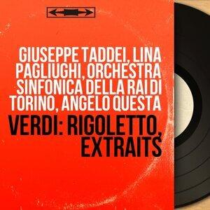 Giuseppe Taddei, Lina Pagliughi, Orchestra sinfonica della RAI di Torino, Angelo Questa 歌手頭像