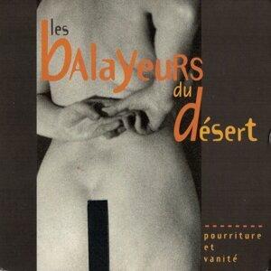 Balayeurs du désert, Michel Augier 歌手頭像
